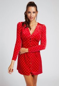 Guess - Day dress - dunkelrot - 0