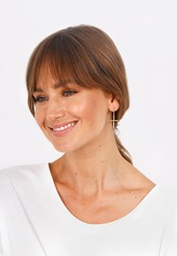 Elli - KREUZ - Earrings - gold-coloured - 0