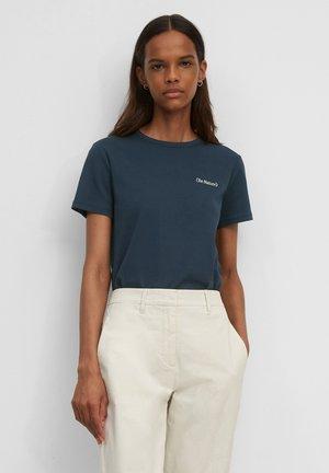 Basic T-shirt - breezy sea