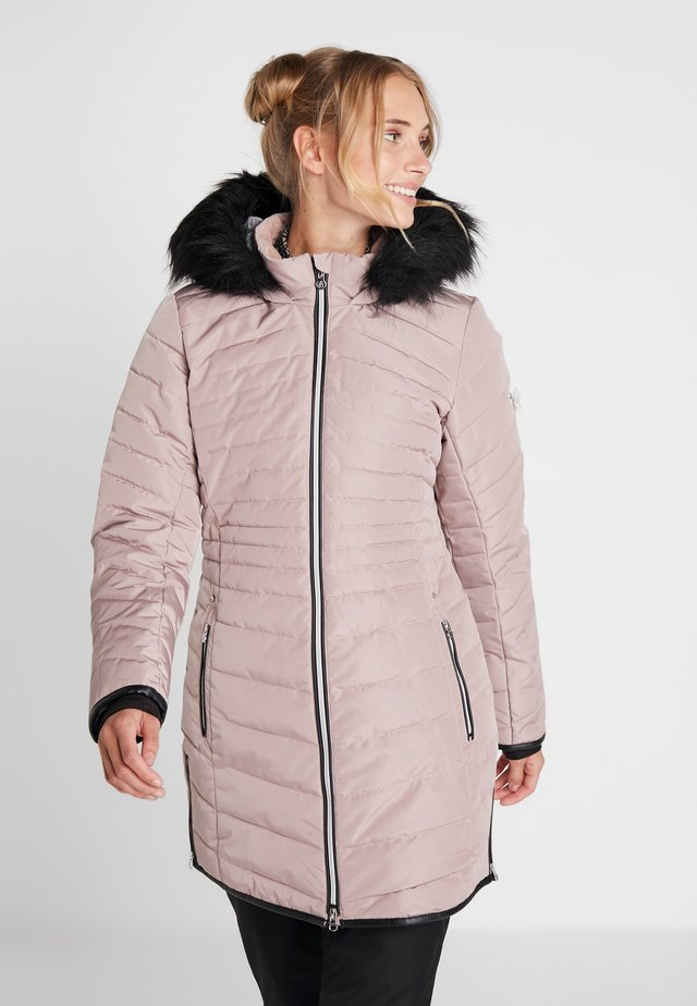 STRIKING JACKET - Giacca da sci - mink pink