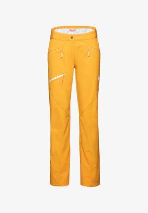 TATRAMAR - Pantaloni outdoor - gold