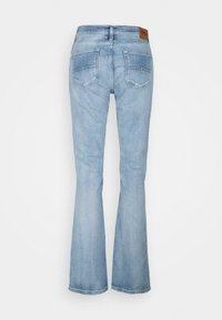 Tommy Jeans - MADDIE MR BOOTCUT  - Jeansy Bootcut - canal - 1