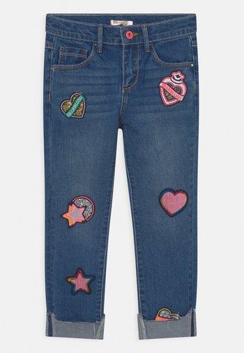 TROUSERS - Straight leg jeans - blue denim