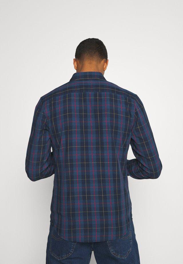 Koszula - dark blue teal