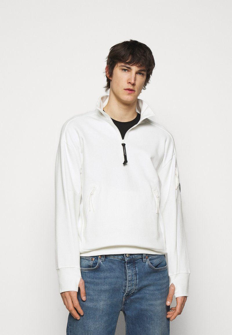 C.P. Company - Sweatshirt - gauze white