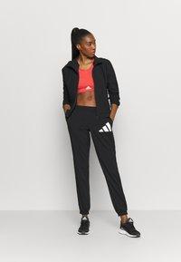 adidas Performance - BOS PANT - Pantalones deportivos - black/white - 1