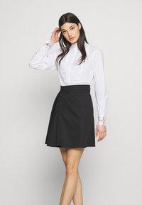 MAX&Co. - DISCORSO - A-line skirt - black - 3