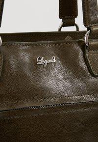Legend - MAIDA - Käsilaukku - green - 6
