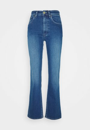 RIVER - Jeans bootcut - stone