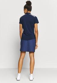 adidas Golf - ULTIMATE ADISTAR SKORT - Sportovní sukně - tech indigo - 2
