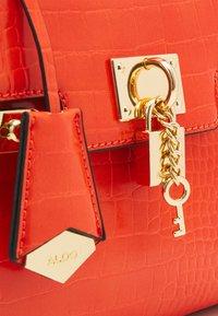 ALDO - AGROLIA - Handbag - orange/gold-coloured - 3