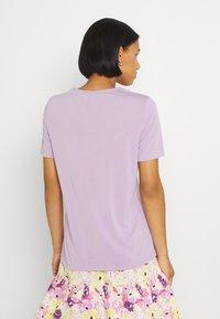 Pieces - PCKAMALA  - Basic T-shirt - orchid bloom - 2