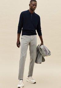 Mango - GRAVITY - Polo shirt - námořnická modrá - 1
