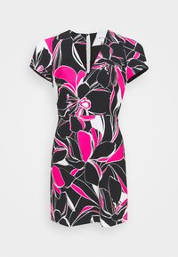Milly - ATALIE DRESS - Day dress - black multi - 5