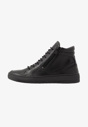 HIGH ACE - High-top trainers - black
