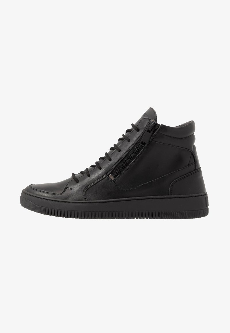 Antony Morato - HIGH ACE - Sneakers hoog - black