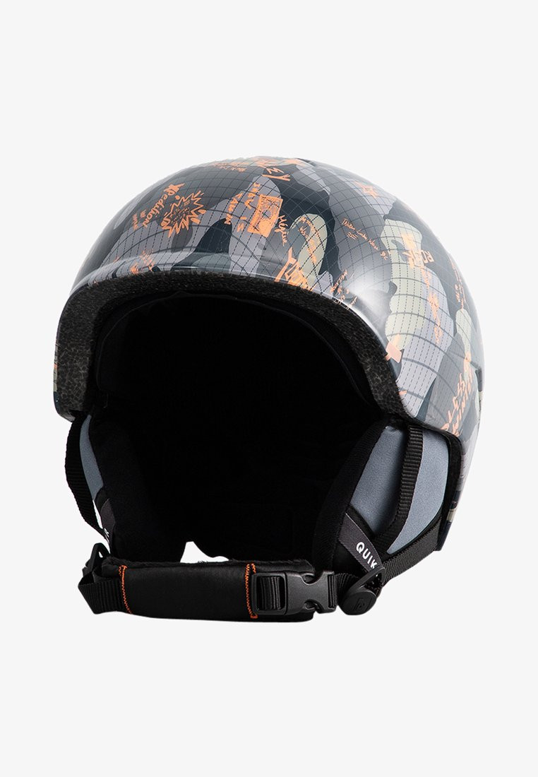 Quiksilver - SLUSH B HLMT KVJ1 - Helmet - true black wichita 2