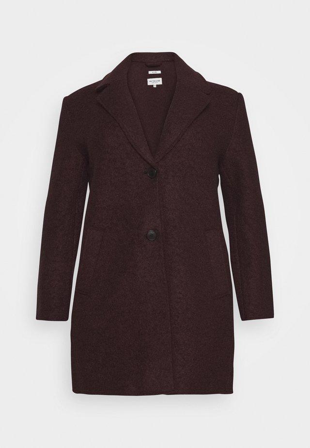 EASY WINTER COAT - Wollmantel/klassischer Mantel - purple
