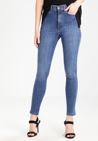 Dr.Denim - MOXY - Jeans Skinny Fit - mid blue - 0