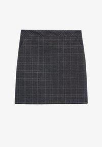Mango - CHARLOTT - Mini skirt - šedá - 5