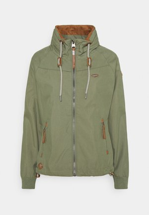 APOLI - Light jacket - olive