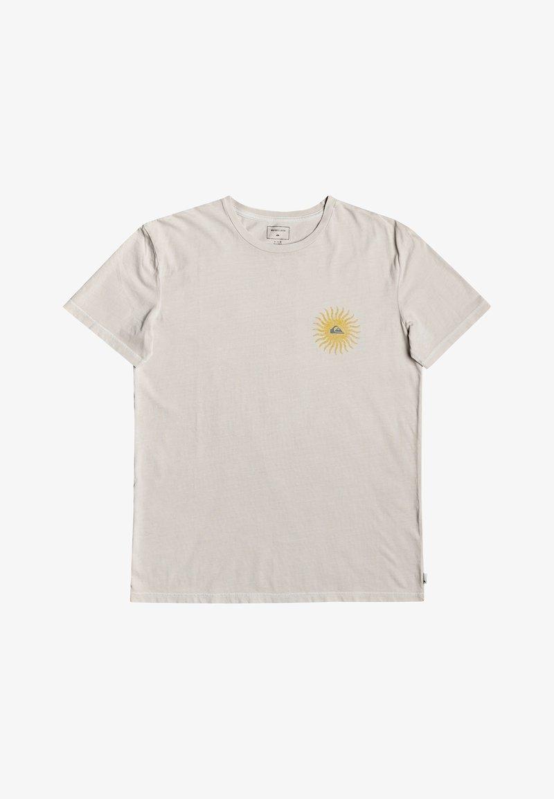 Quiksilver - Print T-shirt - parchment