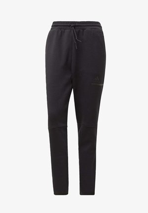 Z.N.E. SPORTSWEAR PRIMEGREEN PANTS - Pantalon de survêtement - black