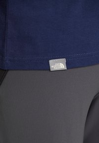 The North Face - MENS SIMPLE DOME TEE - T-shirt basic - montague blue - 6