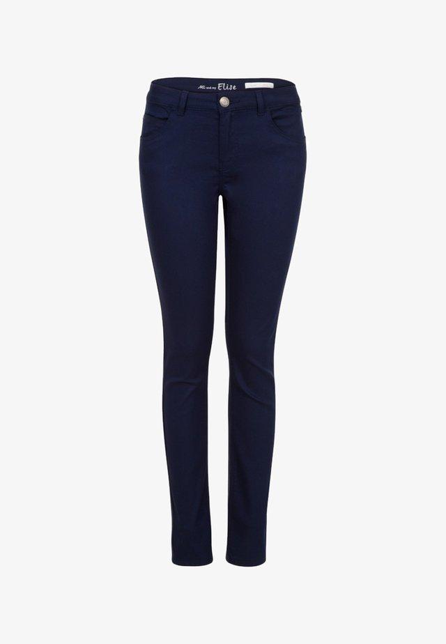 RE BROEK  - Slim fit jeans - dark blue
