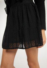 myMo ROCKS - A-line skirt - schwarz - 3