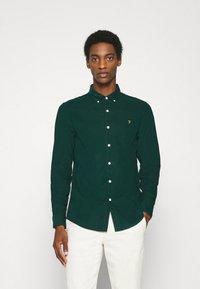 Farah - FONTELLA - Shirt - emerald green - 1