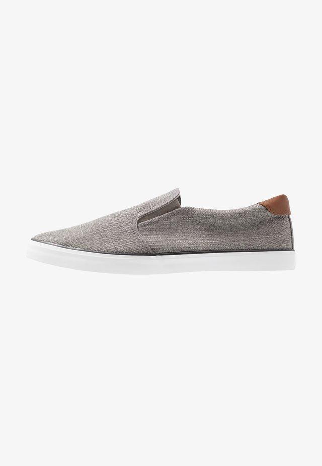 Scarpe senza lacci - grey