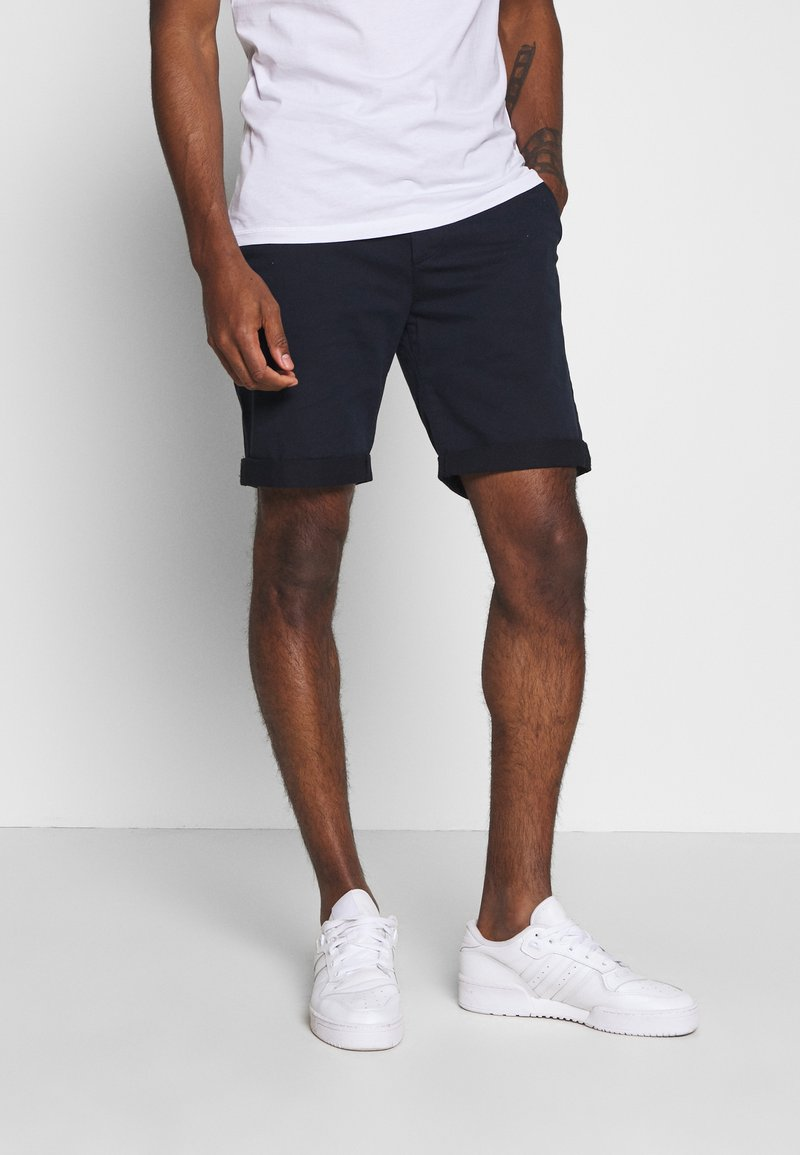 BY GARMENT MAKERS - Shorts - navy blazer
