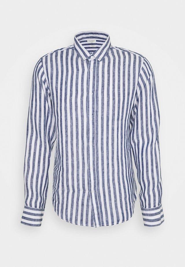 KUMAMOTO SLIM FIT - Overhemd - navy