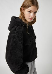PULL&BEAR - Winter jacket - black
