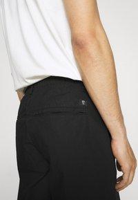 TOM TAILOR DENIM - Shorts - black - 4