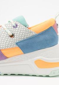 Steve Madden - CLIFF - Sneakers - blue/mint - 2