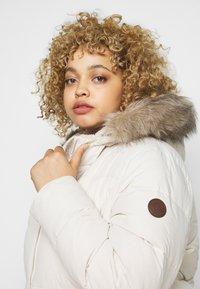Lauren Ralph Lauren Woman - Down coat - moda cream - 4