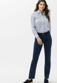 BRAX - STYLE CAROLA - Pantalon classique - indigo - 1