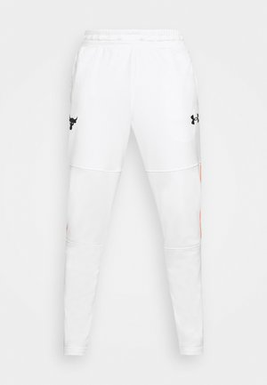 ROCK TRACK PANT - Tracksuit bottoms - onyx white