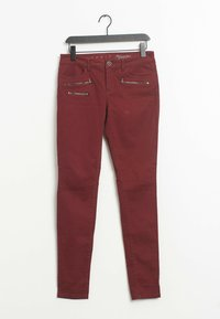 Esprit - Trousers - red - 0