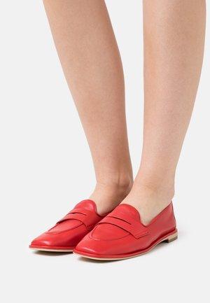 Nazouvací boty - savana rosso