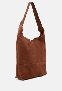 Zign - LEATHER - Handbag - cognac - 1