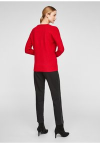 comma casual identity - Cardigan - scarlet red - 2
