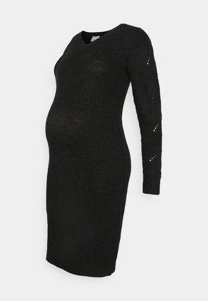 MLLINA DRESS - Jumper dress - black