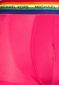 Michael Kors - PRIDE TRUNK 3 PACK - Pants - black - 5
