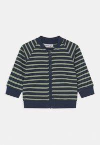 Name it - NBMKALVIN - Zip-up sweatshirt - dark sapphire - 0