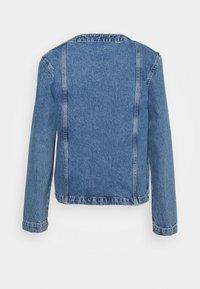 sandro - CANDICE - Denim jacket - bleu denim - 1