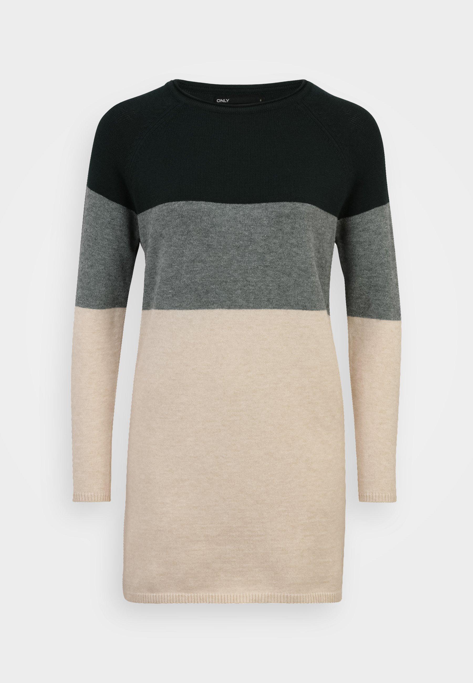 Donna ONLLILLO DRESS PETIT - Abito in maglia