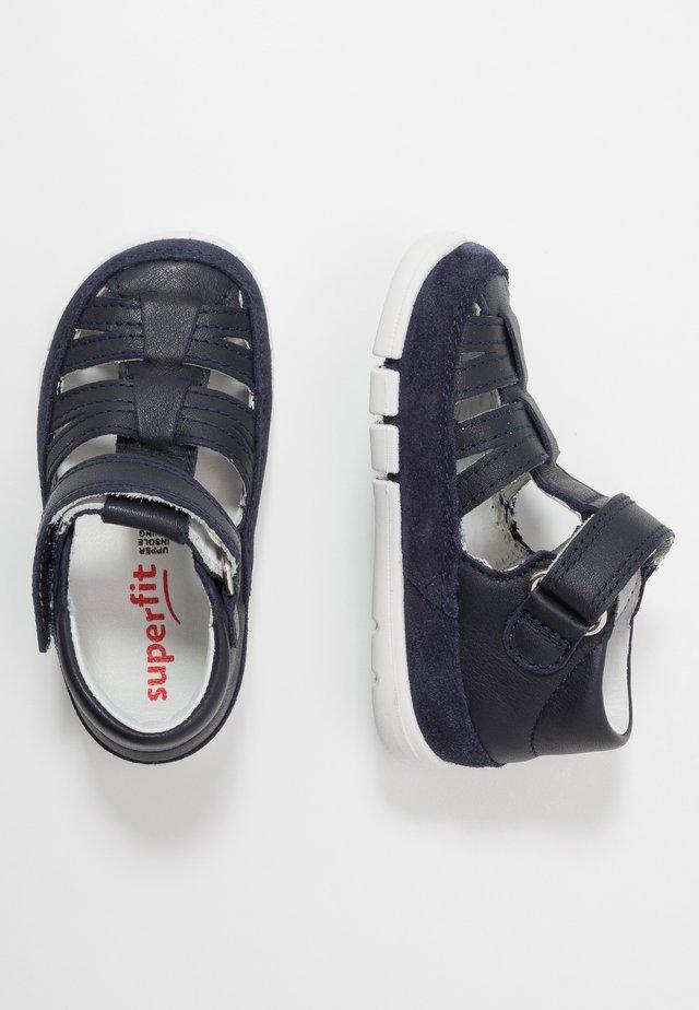 FLEXY - Lära-gå-skor - blau